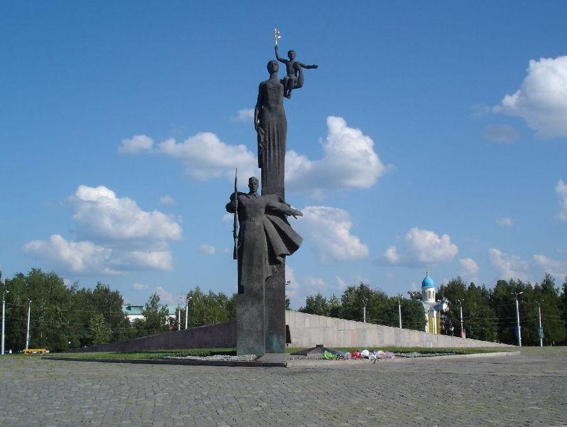 Памятник Победы г. Пенза