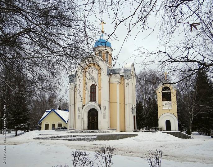 Храм Михаила Архангела г. Пенза