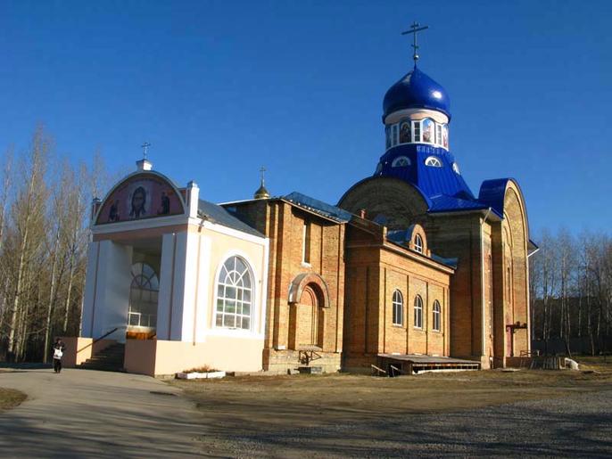 Храм Петра и Павла г. Пенза