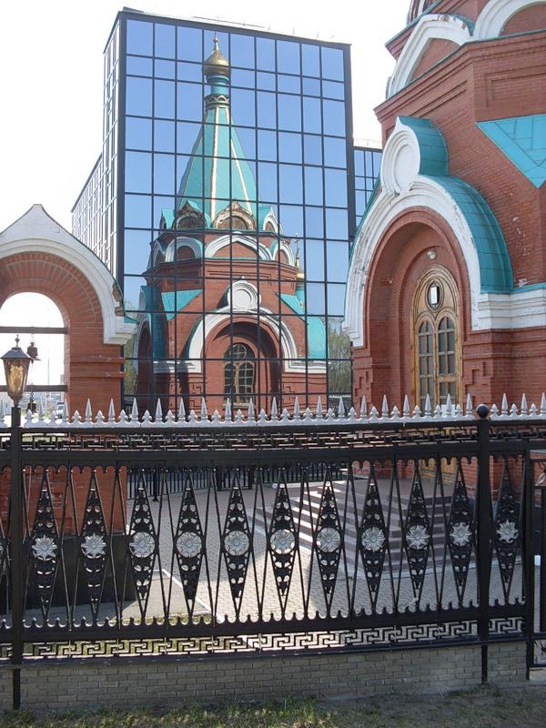 Храм Христа Спасителя г. Пенза