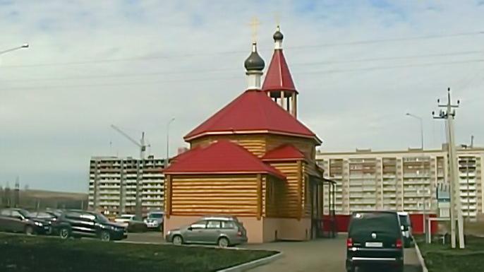 Храм Адриана и Натальи г. Пенза