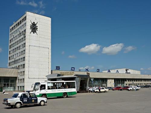Вокзал Пенза-1
