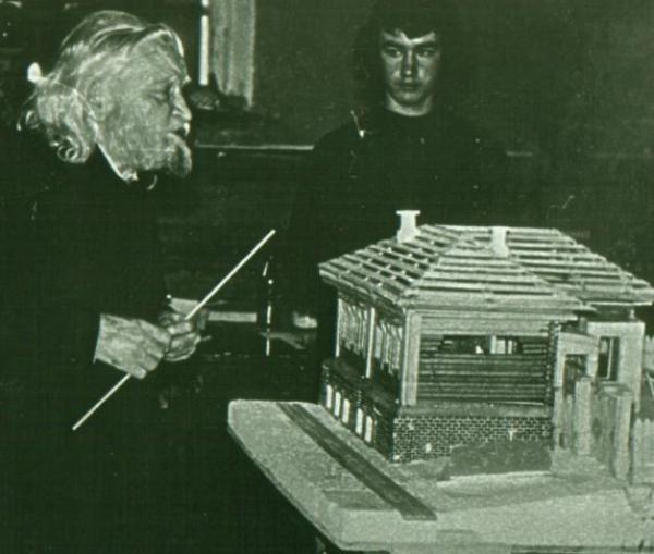 М.А. Лебедев